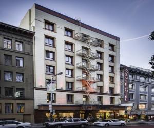 Adante Hotel San Francisco - San Francisco Adante Hotel Exterior